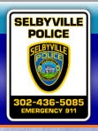 Seal of the Selbyville Police Department