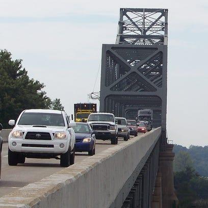 Electrical work will cause overnight bridge lane closures