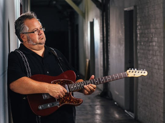 Musician Vito Petroccitto Jr., who was born in Poughkeepsie, raised in Hyde Park and lives in Gardiner.
