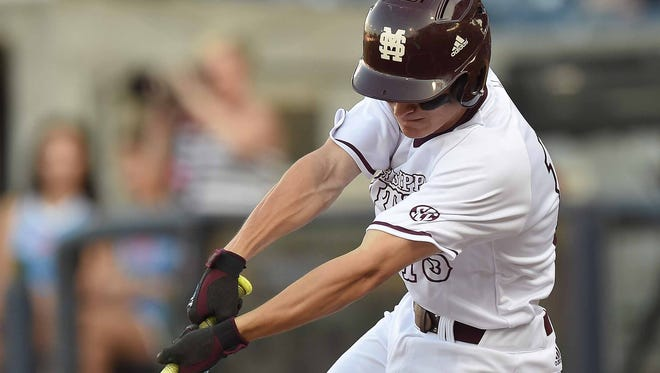 Mississippi State and Jake Mangum will have an least 1 games broadcast this year.