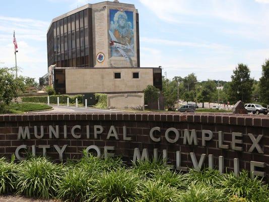 Millville City Hall Carousel