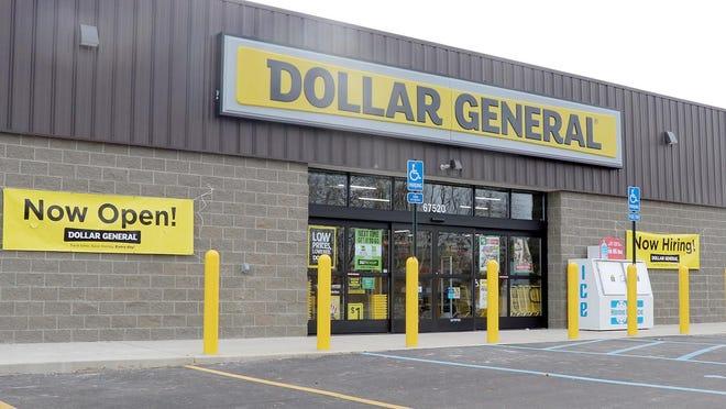 Dollar General on U.S. 12 in Burr Oak Township is officially open.