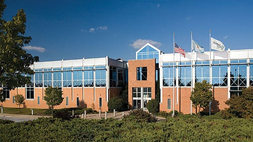 DelTech had to close its Stanton campus Thursday afternoon.