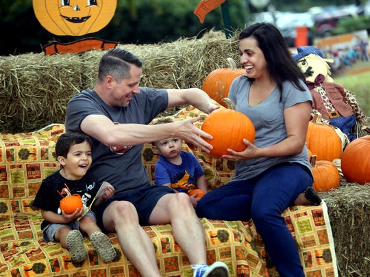 Family fun will be on tap at Shelby Farms Park and other locations in Memphis on Halloween.