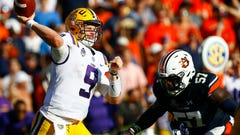Excuse me, 5th in the SEC West? LSU disproving doubters with 3-0 start and No. 6 ranking
