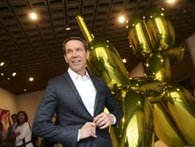 Artist Jeff Koons to speak at York College graduation