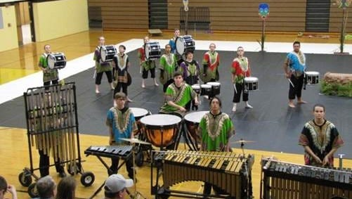 Upper Adams School District students perform during Friends and Family night April 1 in Chambersburg.