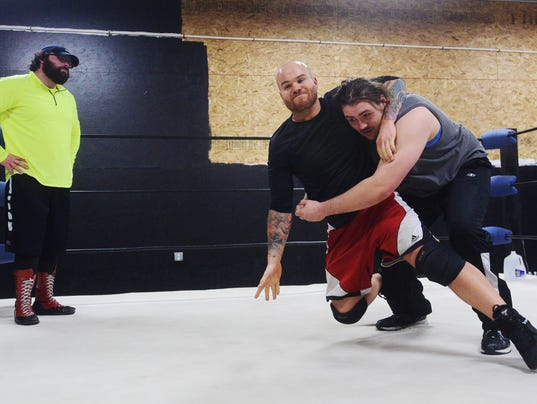pro wrestling midwest all pro