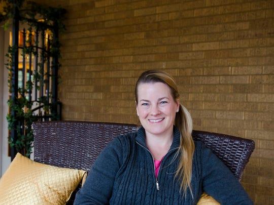 Deborah Adams is owner of The Wellness Spa in Stevens Point.