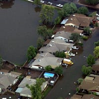 'Still feels like the flood happened yesterday': The storm that changed Mesa