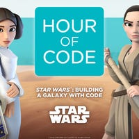 Hour of Code to feature Star Wars: The Force Awakens