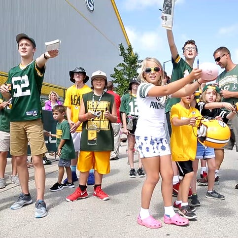 Heading to Packers training camp? Here's what you should know before you go