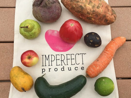 Imperfect Produce, a San Francisco company that sells blemished fruit and vegetables, is coming to Milwaukee. The company gets produce that's not up to snuff, aesthetically, and sells it at a discount.