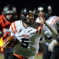 Prep football: Tech winds up with a 3rd seed