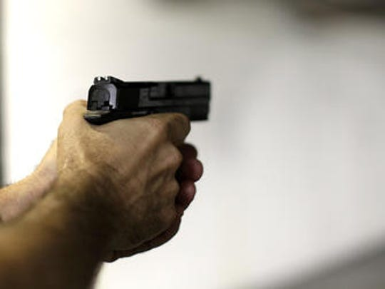 Concealed carry gun permits in Kentucky increased dramatically in 2013.
