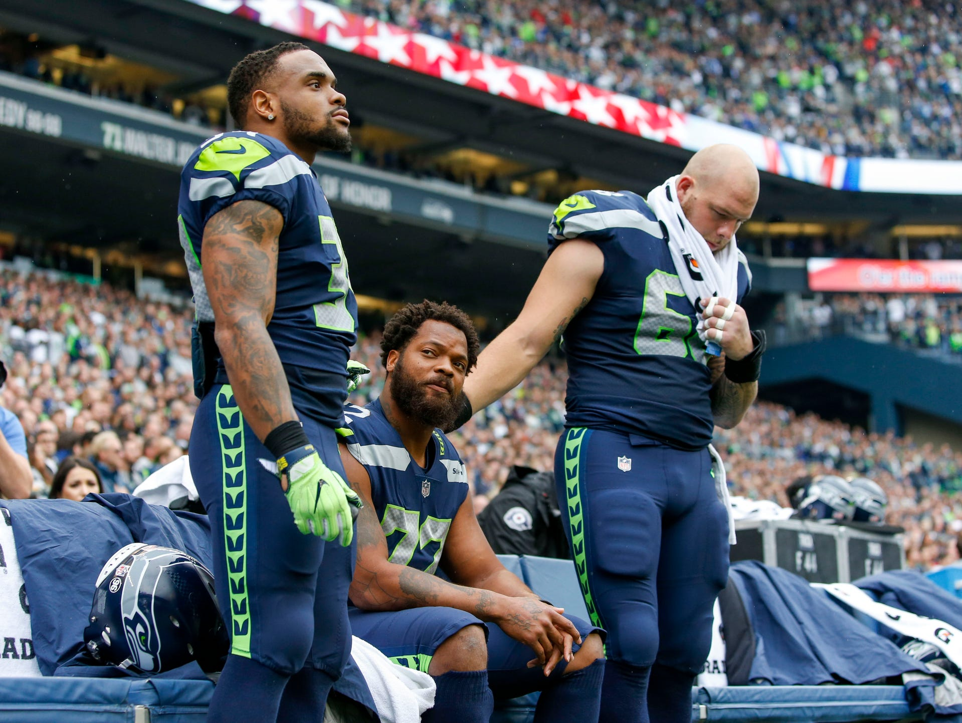 President Donald Trump calls out Roger Goodell, rails against NFL player protests again