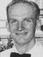 Wayne Pratt, 24, was found dead on June 13, 1963 at a gas station along old Highway 41 between Neenah and Oshkosh. He had been stabbed 53 times.