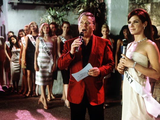 'Miss Congeniality' fans, star William Shatner celebrate April 25, the 'perfect date'