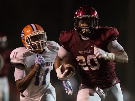 HS Football: Prattville vs. Gulfport