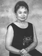 Joy L. Arthur in her Hall of Fame portrait