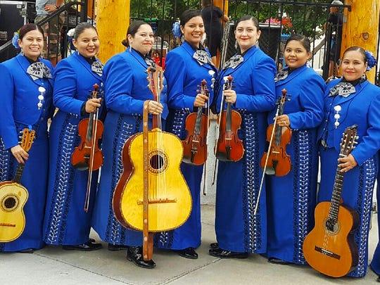 Mariachi Flores Mexicanas