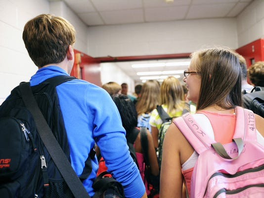 STA 0820 first day of school