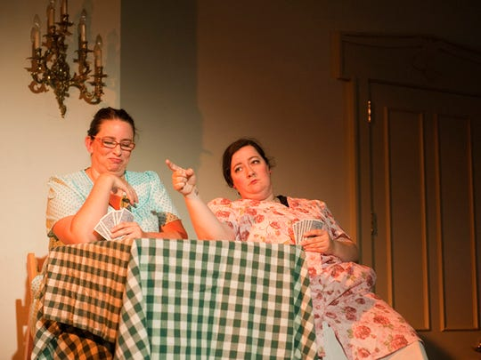"""The final two performances of """"Cajun Face"""" take place"""