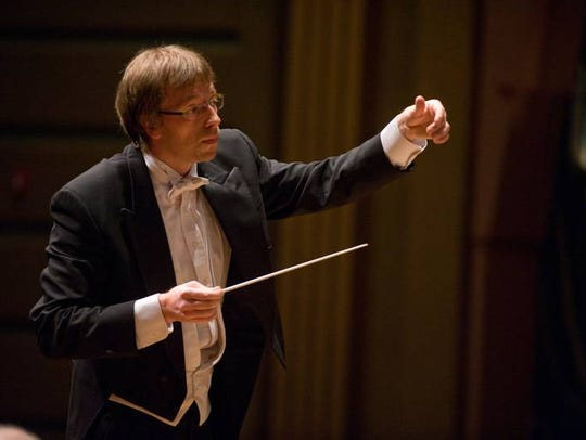 Eckart Preu became the fifth music director of the