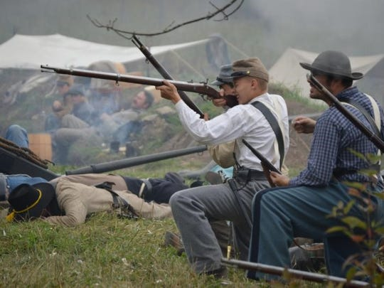 During Wade House Historic Site's Civil War Weekend