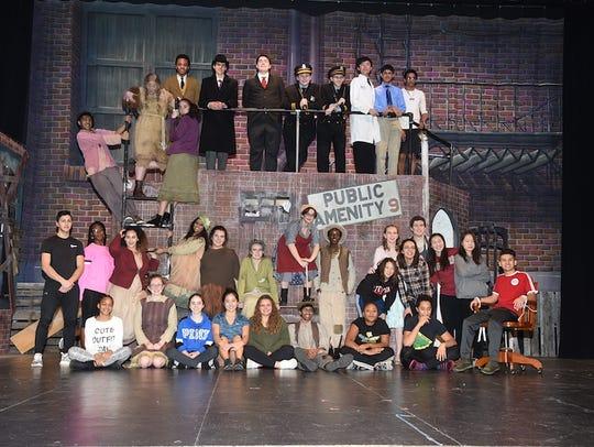 The Wardlaw + Hartridge School in Edison staged a successful