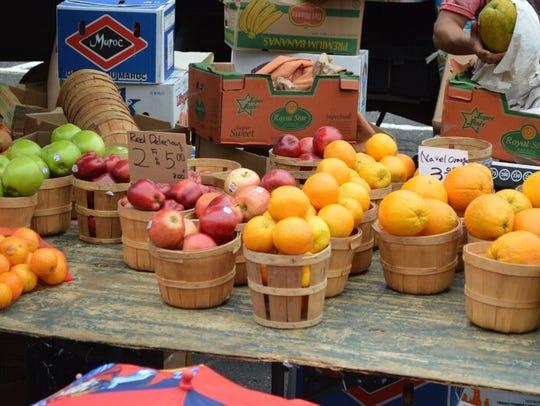 The Avenel Flea Market.