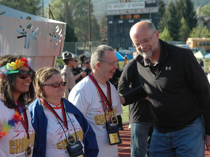 The 2017 Special Olympics of Montana Summers Games