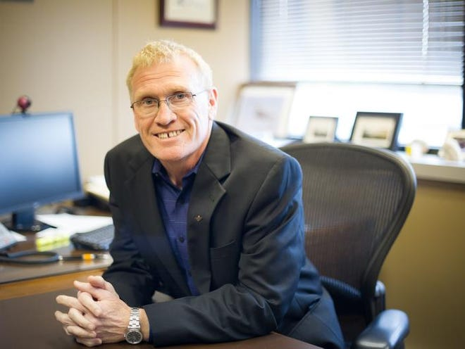 Paul Tolley, 47 , of Pittsford is the Vice President for Disruptive Technologies Executive Direcdtor of Smart Systems Technology and Commercialization Center in Canandaigua.