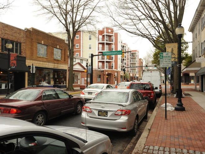 Street parking is at a premium on Loockerman Street as small-business owners in downtown Dover are irate with the Downtown Dover Partnership's changes to the downtown area's parking lots.