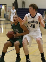 Adams-Friendship sophomore guard Donnell Finch and