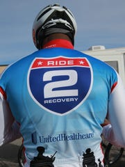 Ride 2 Recovery jersey