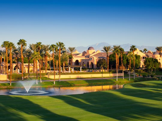 The Westin Mission Hills Golf Resort & Spa today. The hotel is celebrating its 25-year anniversary.