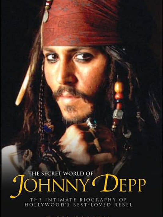 The Secret World Of Johnny Depp By Nigel Goodall
