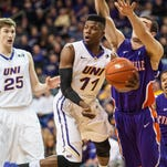 UNI's Wes Washpun was named captain of the Valley's all-bench team.
