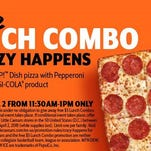 How to get free Little Caesars pizza lunch after March Madness upset