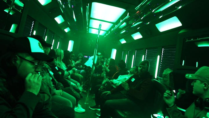 Colorado Cannabis Tours offers a wide range of entertainment