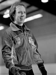 Scott Hamilton, the 1984 Olympic gold medal winner
