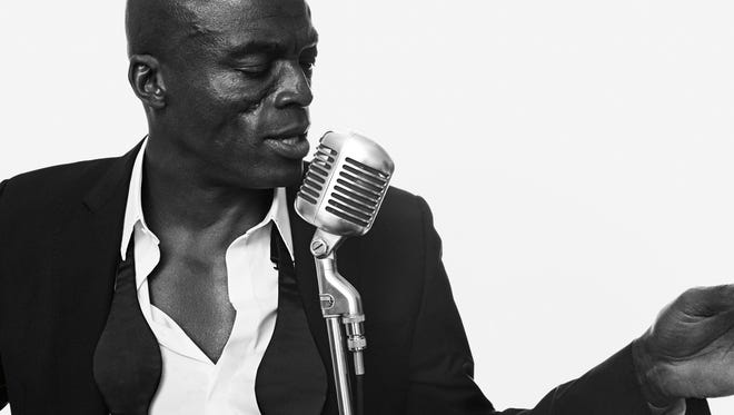 Seal plays Eastman Theatre as the opening night headliner.