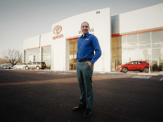 George Vescovo is president and dealer principal at