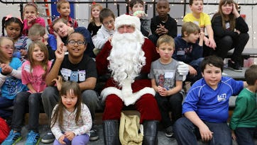 The Holiday Hope for Kids program raised more than $4,000 with a Nov. 11 bowl-a-thon.