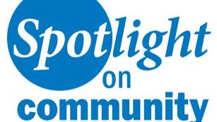 Spotlight on community.