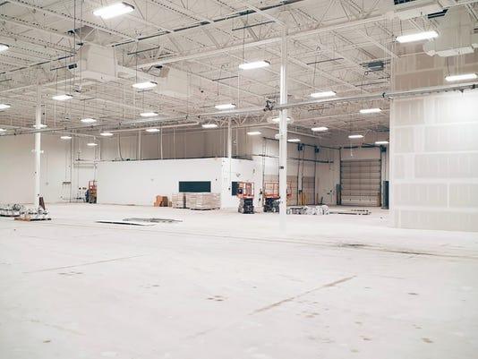 A look inside Google's future Novi development center