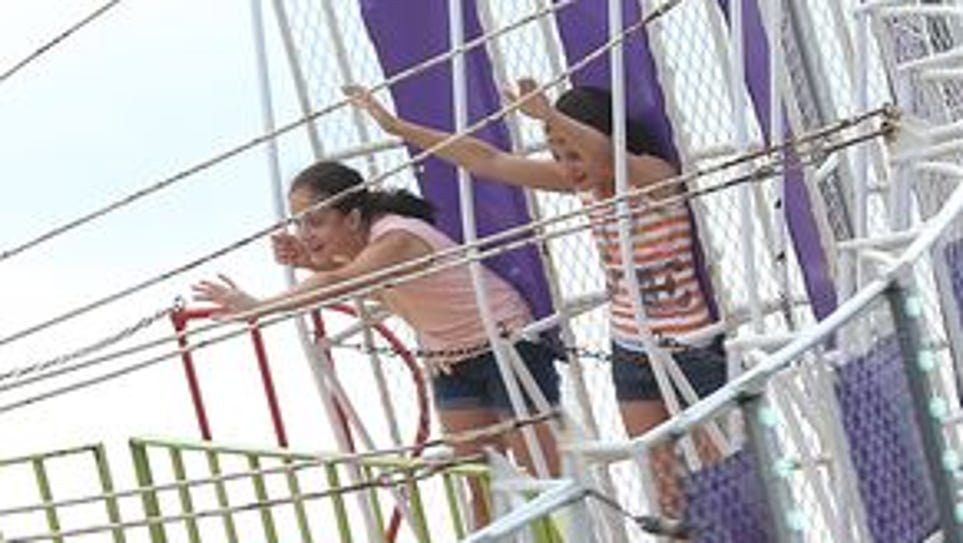 Morris County 4H Fair at Chubb Park in Chester on July