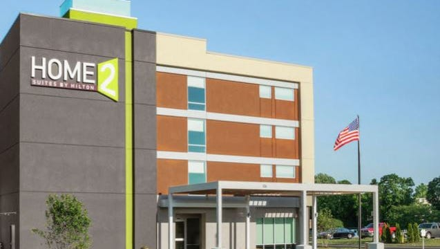 A Home2 Suites is planned for  a vacant lot on New Brunswick just east of Wolfchase Galleria.