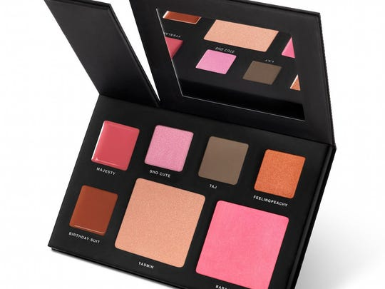 Full-Face Palette from Deck of Scarlet